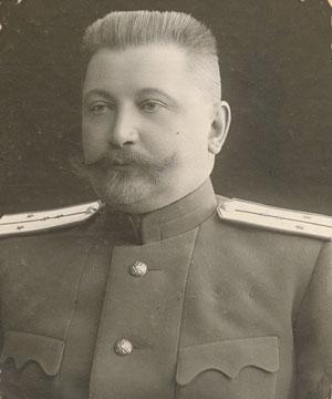 Василий Иванович Липовко-Половинец