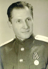 Борис Евгеньевич Волошинов
