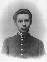 Александр Малявко-Высоцкий, студент. 1904 г.