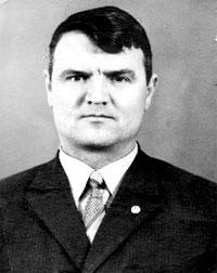 Калюга Геннадий Сергеевич