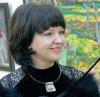 Ушакова Лариса Георгиевна