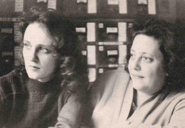 Сафронова Ирина Ивановна, Гладышева Римма Израилевна 1960-е