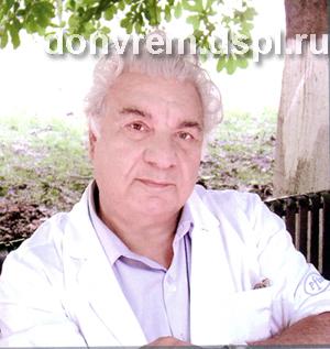 Минас Георгиевич Багдыков