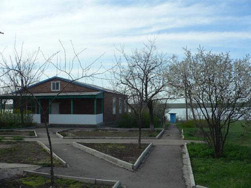 Санаторий Маныч