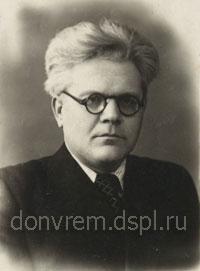 Петр Васильевич Семернин