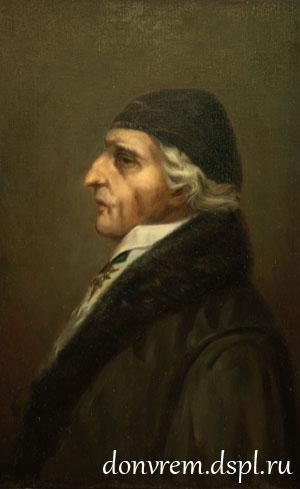 Дмитрий Ильич Алфераки