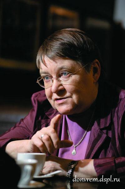 Нина Владимировна Забабурова