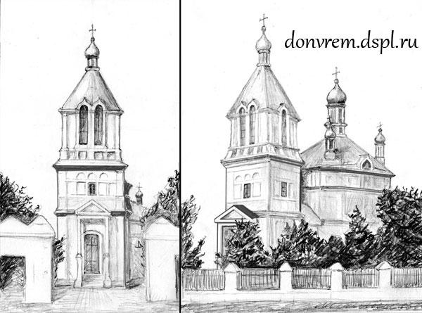 Благовещенская церковь села Маргаритово