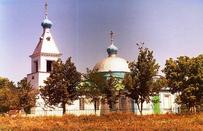 Храм в Александровке