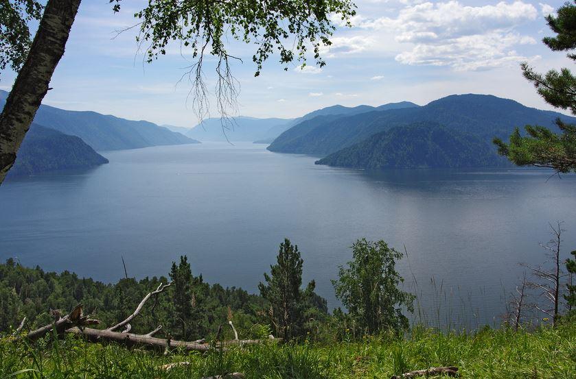 Телецкое озеро (автор фото Grozovsky)