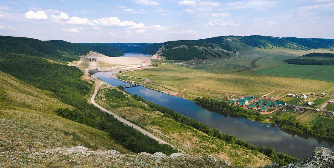 Белая река (автор фото Tsibin Konstantin)