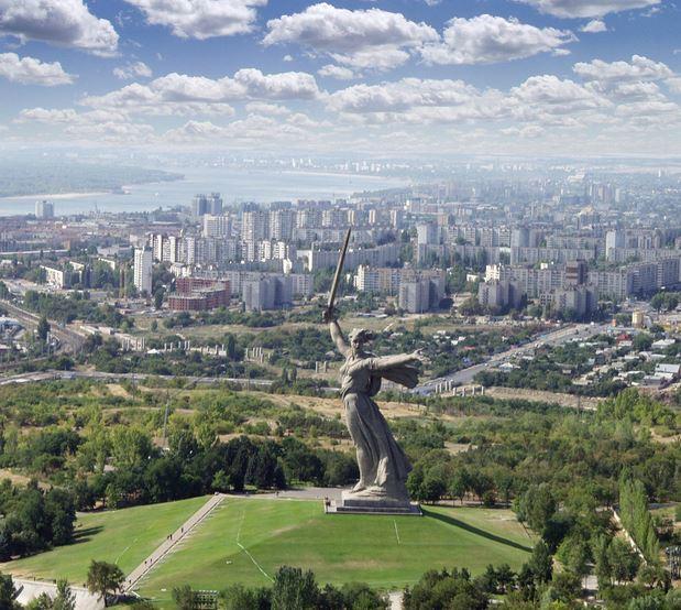 Мамаев курган (источник фото volganet.ru)