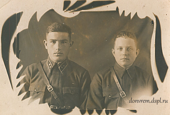 Иван Попов и Асген Беев