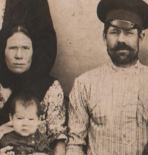 Семья Григория Жукова