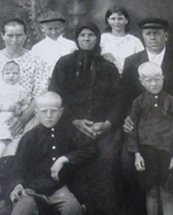 Семья Н.П. Гудко