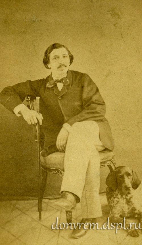 Н. П. Сарандинаки. 1870 г. Таганрог