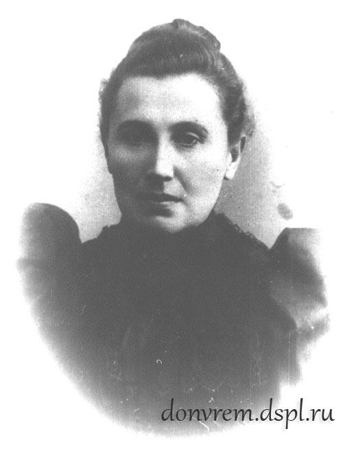 М. И. Сарандинаки. 1880‑е гг. Харьков