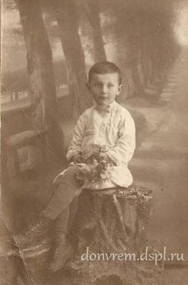 Саша Сарандинаки. Середина 1920‑х гг. Франция