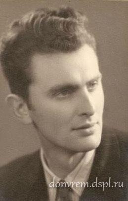 А. Н. Сарандинаки. 1950‑е гг.