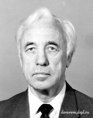 Ю. В. Щербаков. Новосибирск, 1980-е гг.
