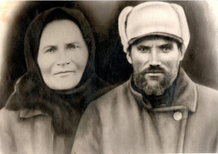 Переселенцы из Запорожья – Мария и Пётр Шевченко