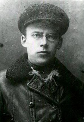 Рыженко Павел Федорович. Фото 1968 г.