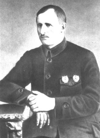Дмитрий Петрович Жлоба