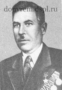 Ананьев Маpтын Алексеевич