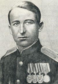 Чаговец Григорий Иванович