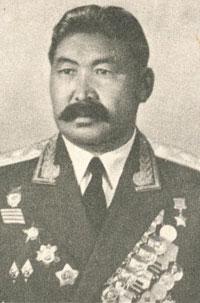 Городовиков Басан Бадьминович