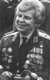 Никулина Евдокия Андреевна