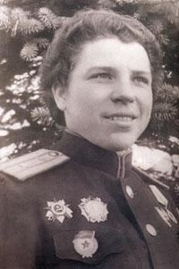 Никулина Евдокия Андpеевна