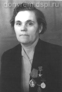 Асланова Мария Илларионовна