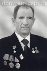 Баранов Павел Терентьевич