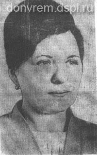 Дагаева Елена Семеновна