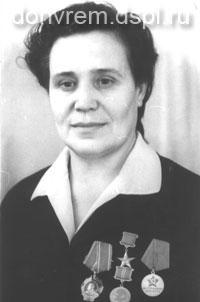 Дробышева Нина Сергеевна