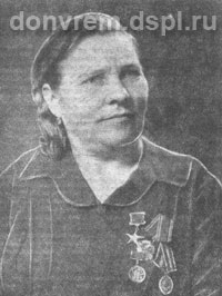Елисеева Анна Федоровна