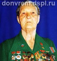 Кирнова Евдокия Гавриловна