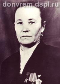 Комарова (Приходько) Надежда Сергеевна