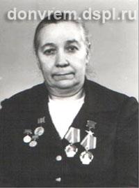 Кучеренко Вера Прокофьевна