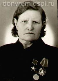 Волкова Мария Сидоровна