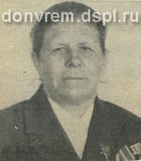Захарова Нина Пантелеевна
