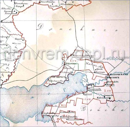Нахичеванский армянский округ