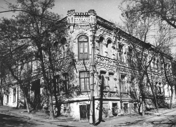 Доходный дом Г. А. Блейман