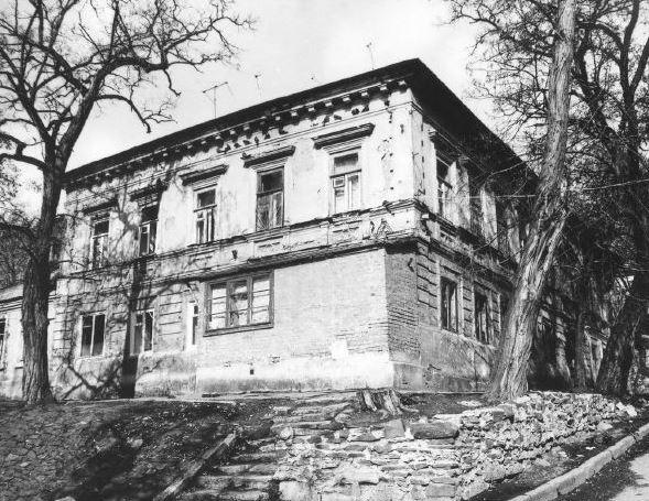 Дом Н. П. Хаусова