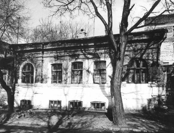 Улица Донская 41