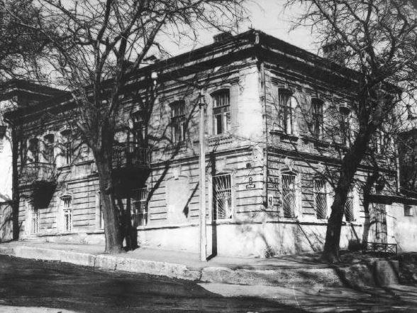 Жилой дом Ш. Липкович